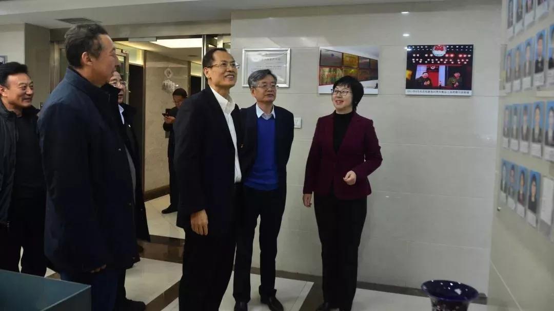 全国律师行业党委巡回指导组赴甘肃开展主题教育指导工作